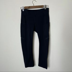 Lululemon Fast and Free Crop size 6